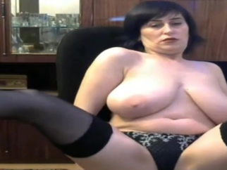 Thick Mature Milf On Cam amateur big tits mature video