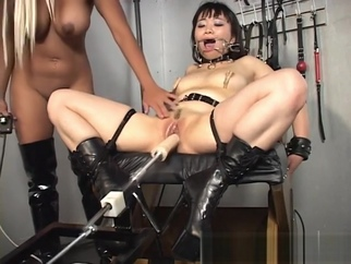 Astonishing xxx movie BDSM exclusive asian fetish bdsm video
