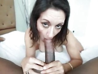 Amazing Gilf Loves BBC!!!! (Super Hot Gilf) blowjob mature milf video