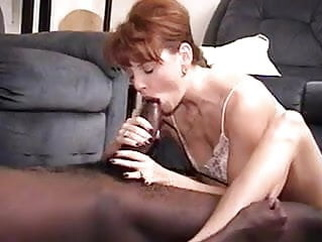 Delicious milf enjoy a extremely big black cock -a classic brunette hardcore interracial video