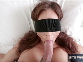 Mom Thought It Was Dads Cock blowjob facial redhead video