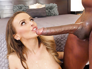Mandingo Stretches Pristine Edge's Pussy interracial milf hd videos video