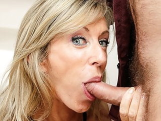 French hairy old MILF Marina Beaulieu orgasm anal anal blowjob hairy video