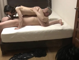 Wife swap asian mature blowjob video