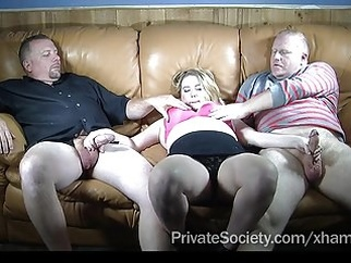 Chillin' With The Sugar Daddies amateur blonde bbw video