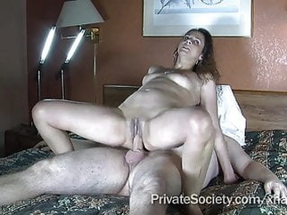 The Neighbor Lady Wants Some, Too amateur hardcore mature video