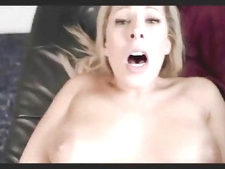 Stepmom & Stepson Affair 4 (Mom Had A Bad Day) amateur blonde creampie video